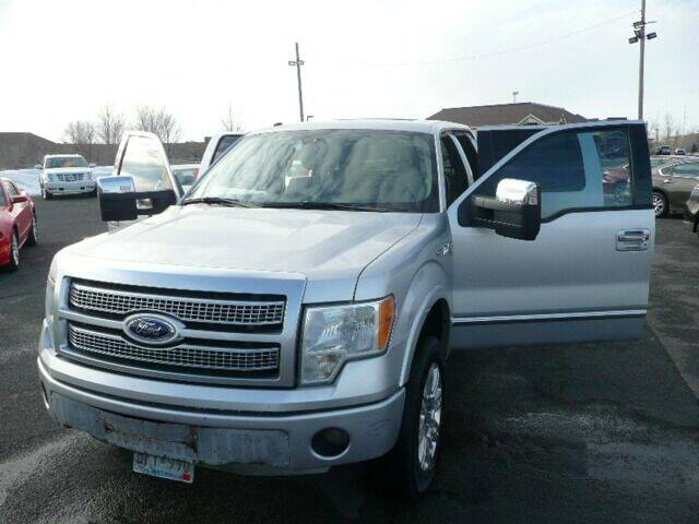 2011 Ford F-150 for sale at Prospect Auto Sales in Osseo MN