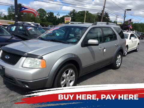 2007 Ford Freestyle for sale at Lancaster Auto Detail & Auto Sales in Lancaster PA
