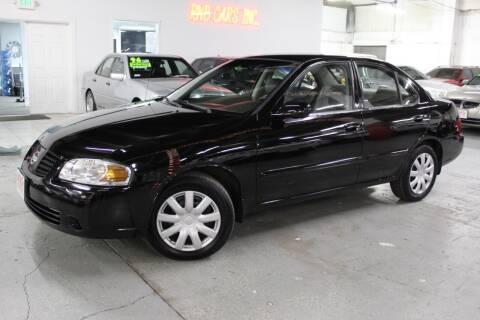 2004 Nissan Sentra for sale at R n B Cars Inc. in Denver CO