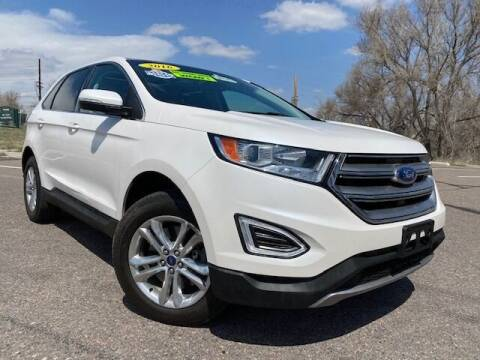 2016 Ford Edge for sale at UNITED Automotive in Denver CO