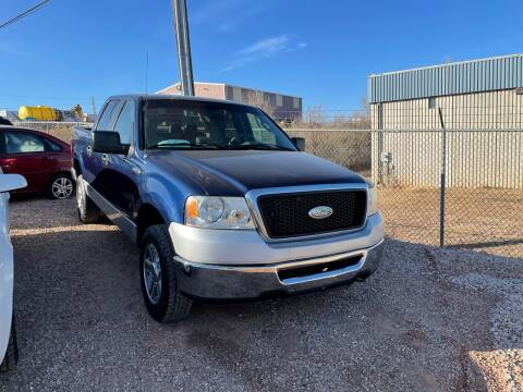 2007 Ford F-150 for sale at Pro Auto Care in Rapid City SD