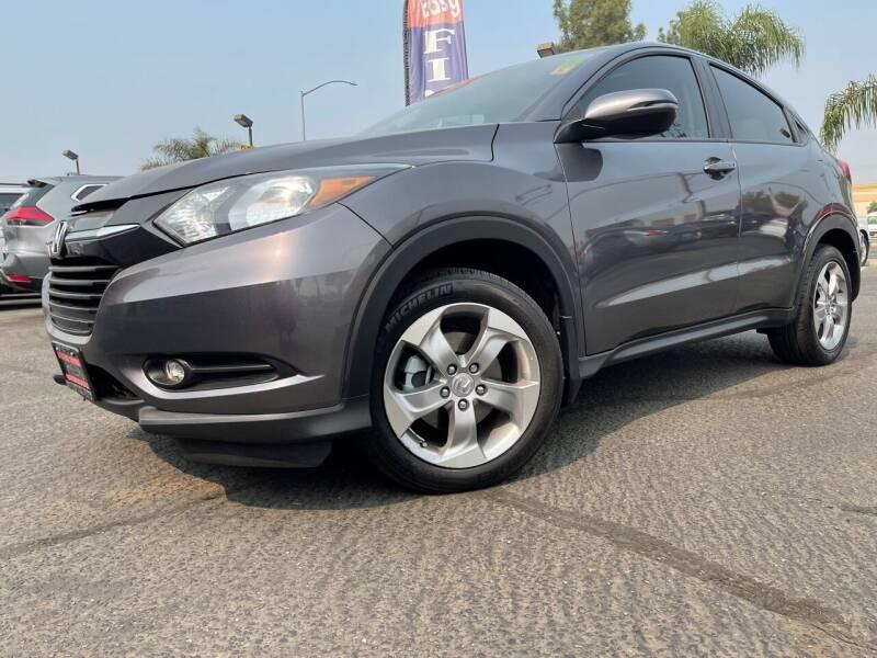 2016 Honda HR-V for sale at River Park Automotive Center in Fresno CA