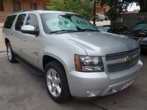 2012 Chevrolet Suburban for sale at R & D Motors in Austin TX