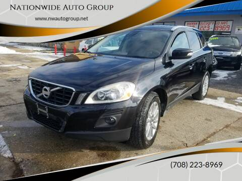 2010 Volvo XC60 for sale at Nationwide Auto Group in Melrose Park IL