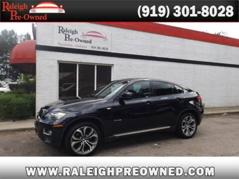 2014 BMW X6 for sale at Raleigh Pre-Owned in Raleigh NC