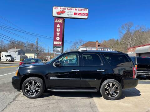 2011 GMC Yukon for sale at 401 Auto Sales & Service in Smithfield RI