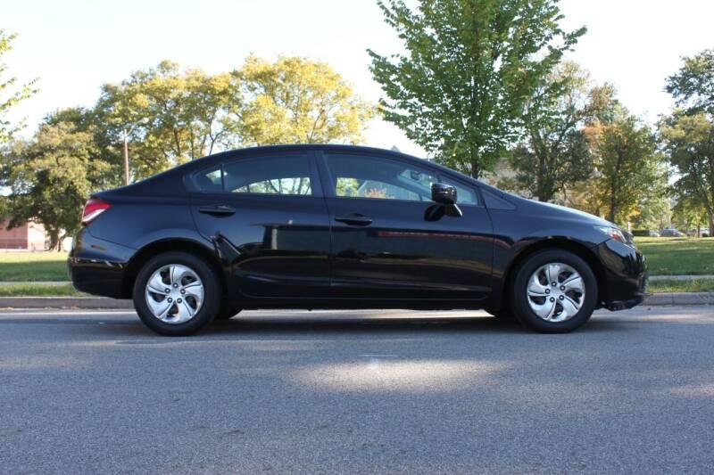 2014 Honda Civic for sale at Lexington Auto Club in Clifton NJ