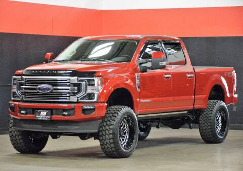 2020 Ford F-350 Super Duty for sale at Style Motors LLC in Hillsboro OR