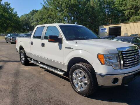 2010 Ford F-150 for sale at GEORGIA AUTO DEALER, LLC in Buford GA