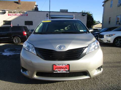 2017 Toyota Sienna for sale at 500 Down Buy Here Pay Here in Paterson NJ