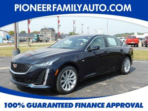 2020 Cadillac CT5 for sale at Pioneer Family auto in Marietta OH