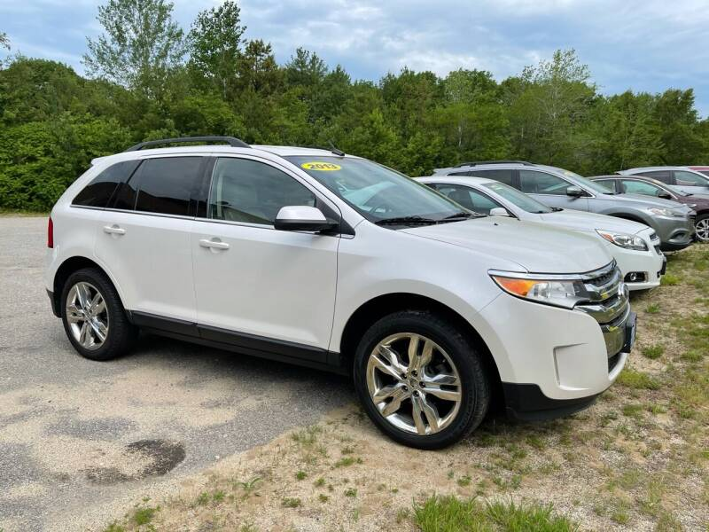 2013 Ford Edge for sale at Downeast Auto Inc in South Waterboro ME