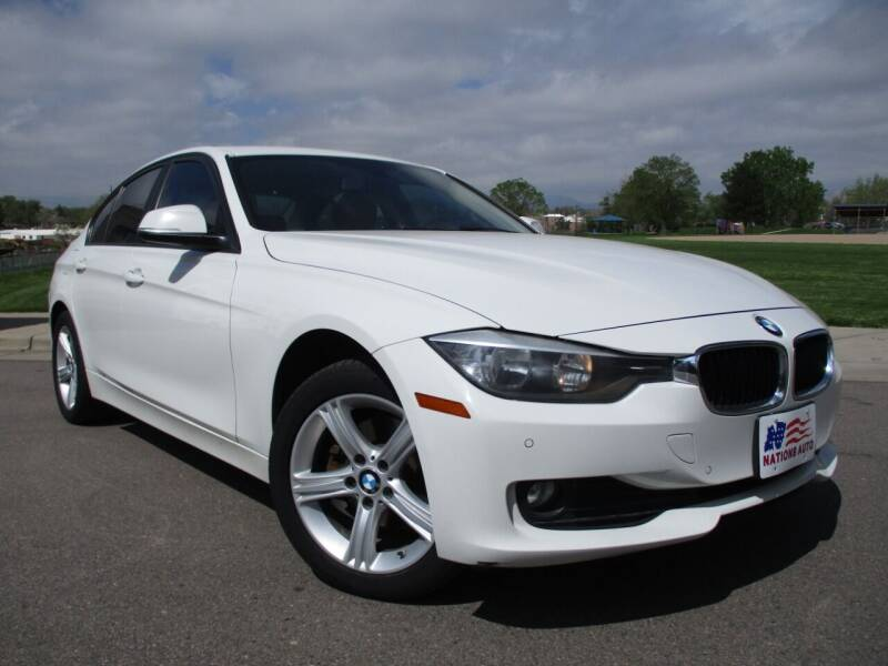 2014 BMW 3 Series for sale at Nations Auto in Lakewood CO