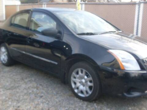 2010 Nissan Sentra for sale at Flag Motors in Islip Terrace NY