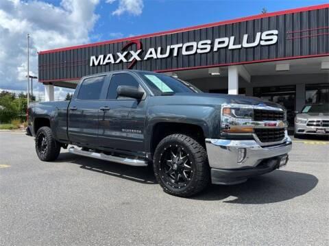 2018 Chevrolet Silverado 1500 for sale at Maxx Autos Plus in Puyallup WA