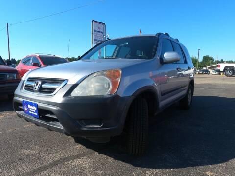 2003 Honda CR-V for sale at StarCity Motors LLC in Garden City ID