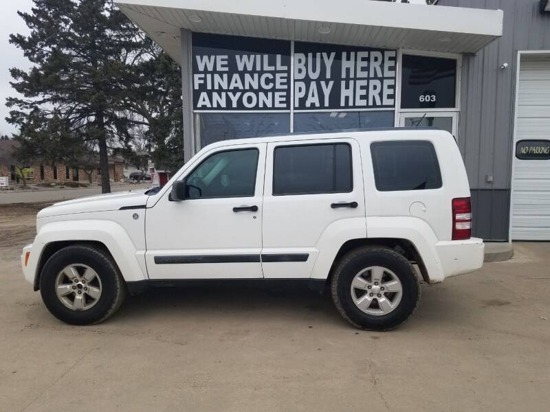 2010 Jeep Liberty for sale at STERLING MOTORS in Watertown SD