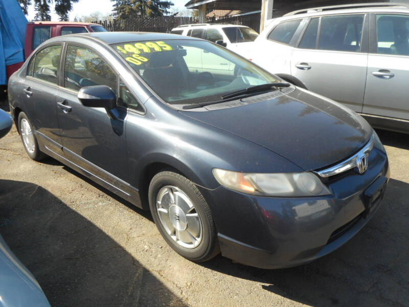 2006 Honda Civic for sale at Lino's Autos Inc in Vancouver WA