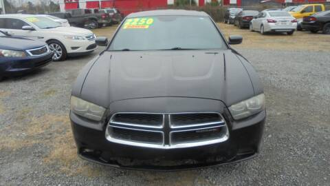 2012 Dodge Charger for sale at Auto Mart - Moncks Corner in Moncks Corner SC