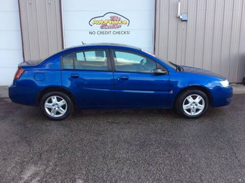 2006 Saturn Ion for sale at The AutoFinance Center in Rochester MN