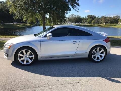 2008 Audi TT for sale at Terra Motors LLC in Jacksonville FL