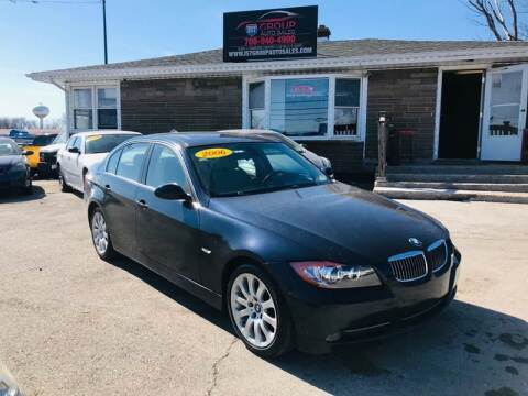 2006 BMW 3 Series for sale at I57 Group Auto Sales in Country Club Hills IL
