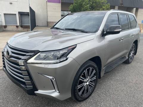 2019 Lexus LX 570 for sale at HI CLASS AUTO SALES in Staten Island NY