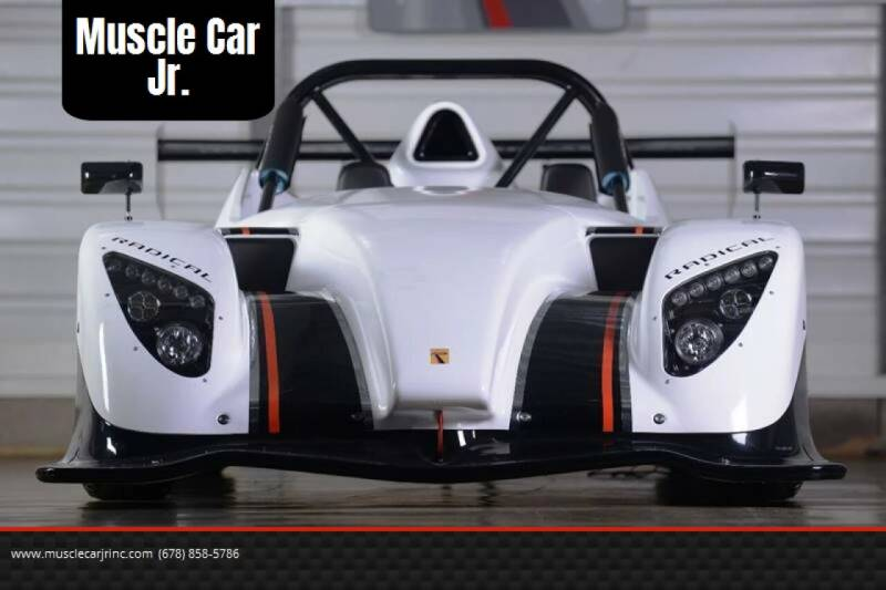2018 Radical SR1 for sale at Muscle Car Jr. in Alpharetta GA