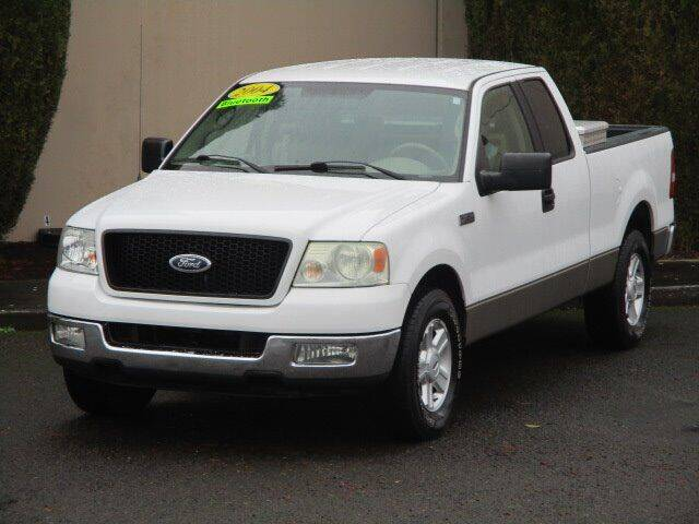 2004 Ford F-150 for sale at Select Cars & Trucks Inc in Hubbard OR
