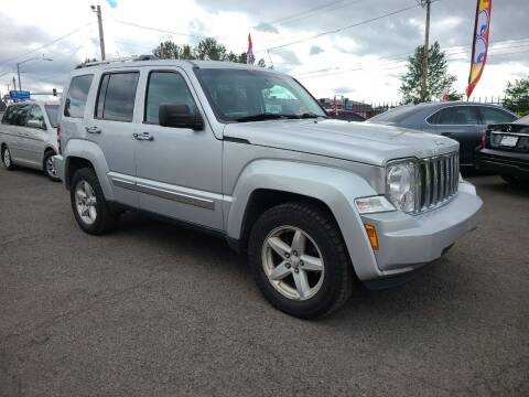 2011 Jeep Liberty for sale at Universal Auto Sales in Salem OR