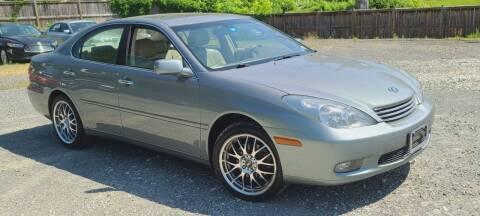 2003 Lexus ES 300 for sale at BOOST MOTORS LLC in Sterling VA