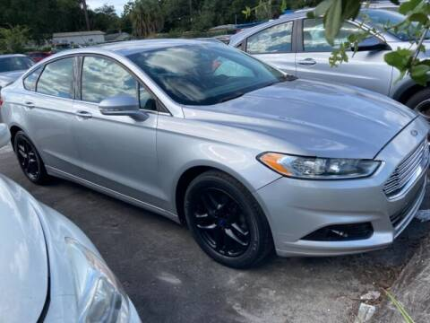 2013 Ford Fusion for sale at Empire Automotive Group Inc. in Orlando FL