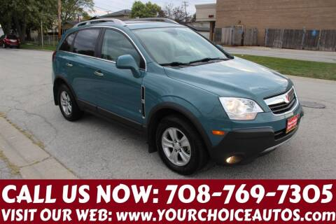 2008 Saturn Vue for sale at Your Choice Autos in Posen IL