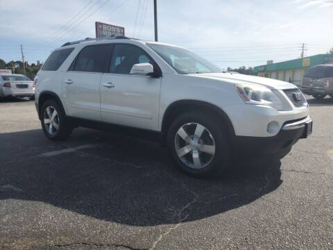 2012 GMC Acadia for sale at Ron's Used Cars in Sumter SC