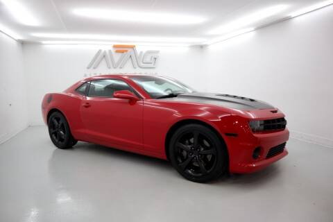 2011 Chevrolet Camaro for sale at Alta Auto Group LLC in Concord NC