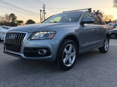 2011 Audi Q5 for sale at Capital Motors in Raleigh NC