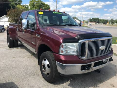 2006 Ford F-350 Super Duty for sale at Pep Auto Sales in Goshen IN