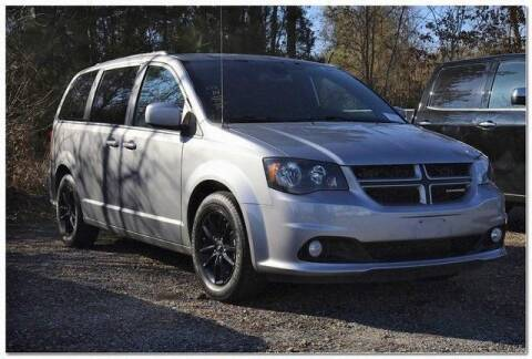 2019 Dodge Grand Caravan for sale at WHITE MOTORS INC in Roanoke Rapids NC