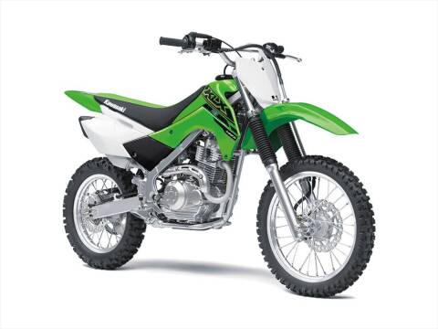 2021 Kawasaki KLX140R for sale at Honda West in Dickinson ND
