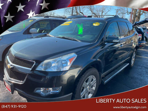 2011 Chevrolet Traverse for sale at Liberty Auto Sales in Elgin IL