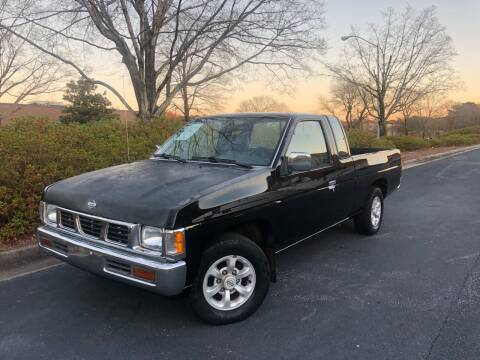 1997 Nissan Truck for sale at William D Auto Sales in Norcross GA