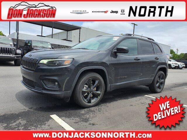 2021 Jeep Cherokee for sale in Cumming, GA