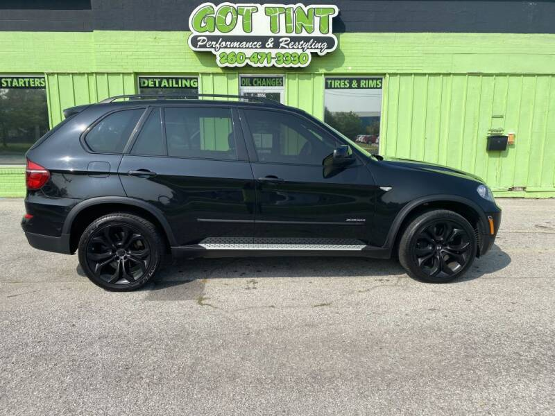 2012 BMW X5 for sale at GOT TINT AUTOMOTIVE SUPERSTORE in Fort Wayne IN