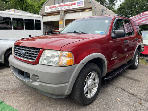 2002 Ford Explorer for sale at Drive Deleon in Yonkers NY