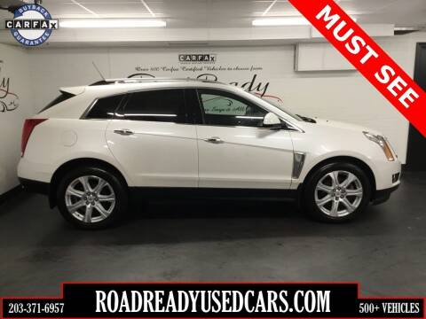 2015 Cadillac SRX for sale at Road Ready Used Cars in Ansonia CT