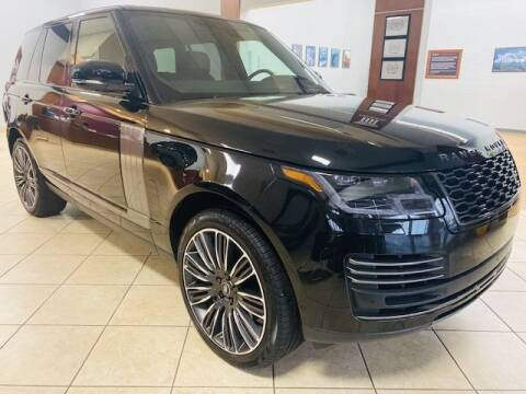 2019 Land Rover Range Rover for sale at Adams Auto Group Inc. in Charlotte NC