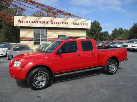 2004 Nissan Frontier for sale at Automart South in Alabaster AL