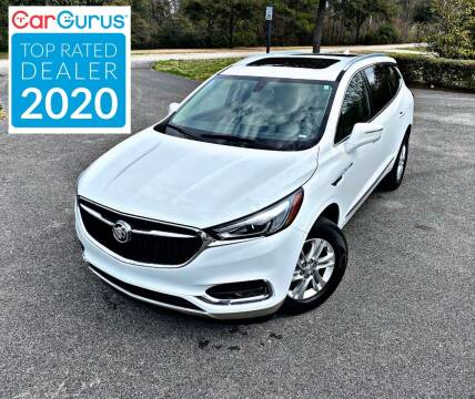 2020 Buick Enclave for sale at Brothers Auto Sales of Conway in Conway SC