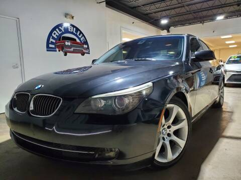2008 BMW 5 Series for sale at Italy Blue Auto Sales llc in Miami FL