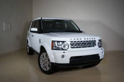 2012 Land Rover LR4 for sale at TopGear Motorcars in Grand Prarie TX